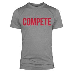 Compete Every Day Salute Shirt