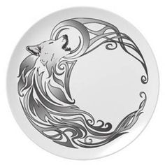 Tribal design featuring a wolf in a crescent moon with shades of black, gray and white. Size: inch (sheet of Gender: unisex. Tattoo Drawings, Body Art Tattoos, Tribal Tattoos, Sleeve Tattoos, Tribal Moon Tattoo, Tattoo Moon, Tribal Drawings, Tattoo Shading, Turtle Tattoos