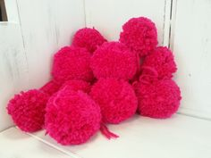 Pompoms from Jasmine