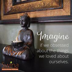 Imagine that... #InspireSWINA