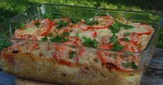 Smaskelismaskens: Pastagratäng med skinka