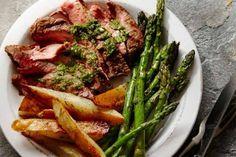 Recipe: Zero Belly Steak Frites | Zero Belly Diet