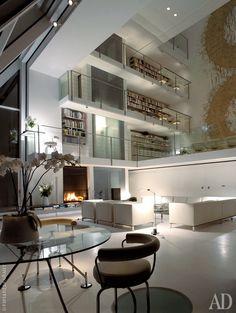 Дом по проекту Нормана Фостера, 600 м²