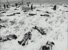 Wounded Knee Massacre occurred on December 29,1890 near Wounded Knee Creek, South Dakota where nearly 300 Native Americans were killed.