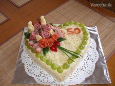 sm - slaná torta