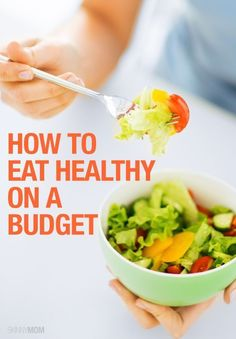 Tips for eating healthy on a budget // Get your Teatox on with 10% off using our discount code 'Pinterest10' on www.skinnymetea.com.au X
