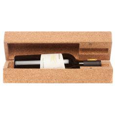 Greenophile Cork Bottle Box