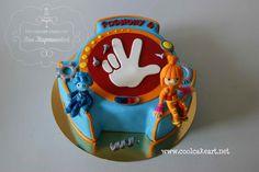 Картинки по запросу торт помогатор фиксики