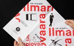 Poster designed by Bond for for Helsinki's Design Museum – Designmuseo