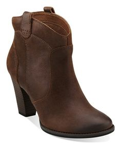 Another great find on #zulily! Cognac Heath Harrier Ankle Boot #zulilyfinds