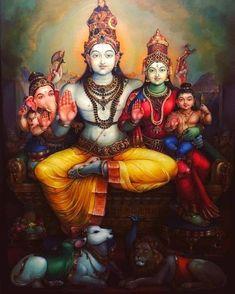 Lord Shiva Dance On Universe With Damru - Images Of Mahadev Hindu Shiva, Shiva Parvati Images, Shiva Art, Hindu Deities, Hindu Art, Shiva Shakti, Shiva Yoga, Ganesha Art, Lord Ganesha