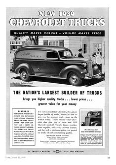 1939 Chevrolet Truck Ad-01