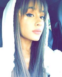 January 7: Ariana via snapchat