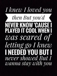 Playlist Décembre 2016 James Arthur- Say you won't let go