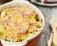 Flan de chou-fleur au gruyère râpé allégé : http://www.fourchette-et-bikini.fr/recettes/recettes-minceur/flan-de-chou-fleur-au-gruyere-rape-allege.html