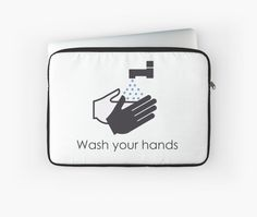 A friendly reminder to those around you to keep washing their hands during these strange times. We can all do our bit, pull together and get through it together.