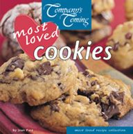 Most Loved Cookies (Company's Coming).      If you could have only one cookie cookbook, this should be the one.  Every recipe is a winner.  My personal favourite?  Really tough choice, but I'd have to go with the Cinnamon Roll Cookies.  MMM mmmm mmmm!