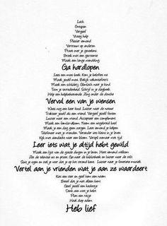 kerstkaart met tekst