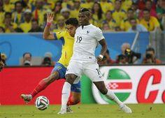 AL DESCANSO!!!  Ecuador 0 - 0 Francia #ECU #FRA   #MundialxFM pic.twitter.com/rh8FZuaZfb