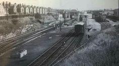 Sutton-in-Ashfield Town station (GNR Leen Valley Extension) Steam Railway, Nottingham, Locomotive, Railroad Tracks, Trains, Roots, History, Historia, Locs