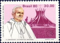 Pope/Brasilia