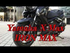 Yamaha X-MAX 250-400 IRON MAX Tasarımı vlog #11