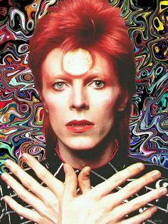 David Bowie had wonderful hands...