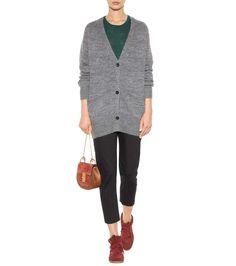 mytheresa.com - Gram alpaca-blend cardigan - Isabel Marant, Étoile - Designers - Luxury Fashion for Women / Designer clothing, shoes, bags