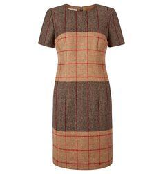 Dublin Check Dress
