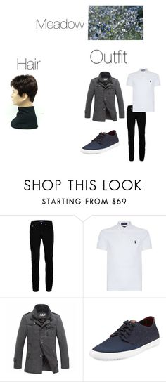 A fashion look from May 2016 featuring mens tweed coat, mens white polo shirt and topman mens jeans. Browse and shop related looks. Photography Outfits, Clothing Photography, Ben Sherman, Polo Ralph Lauren, Polyvore, Shopping, Fashion, Moda, Fashion Styles