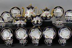 Porcelaine de Bayeux fin XIXé Siècle