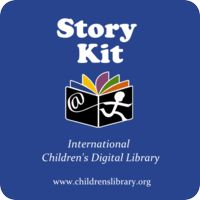 Create an electronic storybook. Make use of the little gaps in life - on the sofa after dinner, in the back seat of the car, or on a train - to do something creative together.