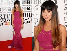 Foxes In Mark Fast – Brit Awards 2014
