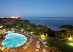 Hotel Algarve Portugal - Porto Bay Falésia Hotel in Olhos d'Água, Albufeira in the Algarve http://www.portobay.com/hotel.aspx?areaId=235