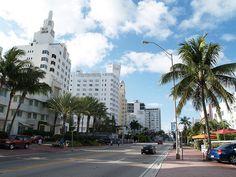 Miami Beach Collins Avenue