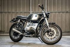 Custom BMW R100 RS by Cafe Racer Dreams - Bikers Cafe