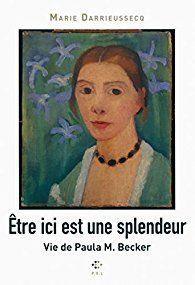 Critiques, citations, extraits de Être ici est une splendeur de Marie Darrieussecq. Peut-on peindre avec des mots ? Avec ce livre Marie Darrieussecq nous ...
