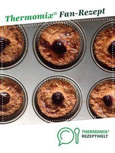 Linzer-Muffins von Kirschli. Ein Thermomix ® Rezept aus der Kategorie Backen süß auf www.rezeptwelt.de, der Thermomix ® Community.