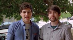 Ian Hecox and Anthony Padilla <3