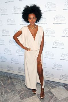 What Will Solange Wear on Her Wedding Day? Her Best All-White Red-Carpet Looks Leave Stylish Clues – Vogue