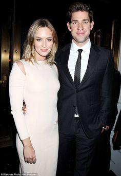 Emily and John.