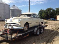 Barn find 49 Pontiac
