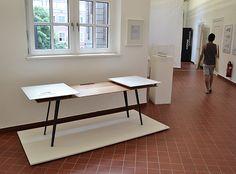 desk five on exhibiton