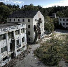 Henryton Sanitarium  Marriotsville, Maryland