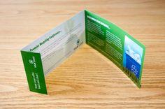 DL folded mailer