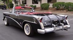 Classic Car News Pics And Videos From Around The World Jaguar, Austin Martin, Convertible, Automobile, Buick Cars, Buick Skylark, Roadster, Barrett Jackson Auction, American Classic Cars