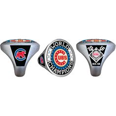 Chicago Cubs 2016 World Series Champions Commemorative Foam FanRing  #ChicagoCubs #Cubs #FlyTheW #MLB #ThatsCub