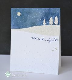 FMS200 - Silent Night in Silver
