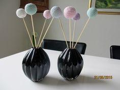 hklede trommestikker fine trommestikker til pynt i hjemmet hklet af 100 bomuld p nl