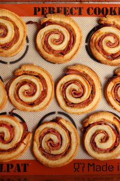 These ham and cheese pinwheels look like they took time and effort, but the little secret is there's only four ingredients! As for the skill level required, if you can make a sandwich, you can assemble this appetizer.